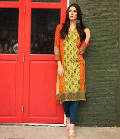 kalyan Embroidered Kurtis Collection ZS-1A