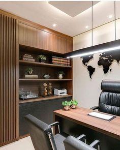 Office Cabin Design, Small Office Design, Office Furniture Design, Office Interior Design, Home Office Decor, Office Interiors, Modern Interior, Home Decor, Office Designs