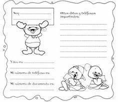 Notas para el cuaderno de comunicados nivel inicial - Cosas para el jardin ...