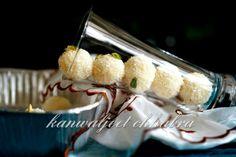 No cook #coconut #laddoos  ( a #navratri #recipe ) Recipe by Kanwaljeet Chhabra on Plattershare