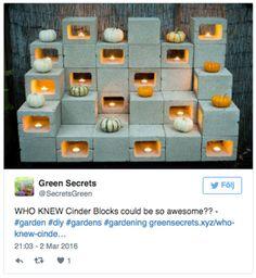 13 smarta tips som visar varför betongblock är alla inredares dröm   Newsner