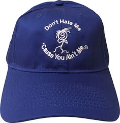 Dont Hate Me Hat