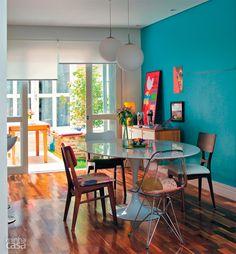 10 salas de jantar pequenas e descoladas - Casa
