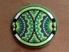 "Barrette 4"" x 3 1/2"" April 2014. SOLD"