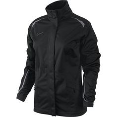 Nike Golf Ladies Storm-Fit Jacket 2013 - 484227-010 BLACK/CHARCOAL