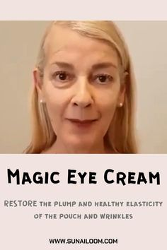Wrinkle Filler, Eye Wrinkle, Chanel Makeup Looks, Ride Du Lion, Droopy Eyelids, Creme Anti Rides, Makeup Over 50, Rides Front, Under Eye Bags
