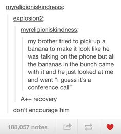 Banana phone.
