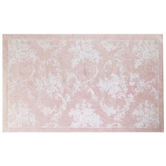 """Simply Shabby Chic® Angora Rug - Pink (35x60"""").Opens in a new window (lily's room)"""