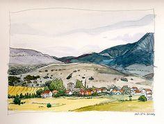 Tarilonte de la Peña by Adolfo Arranz, via Flickr