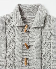 Knitted cardigan from Zara