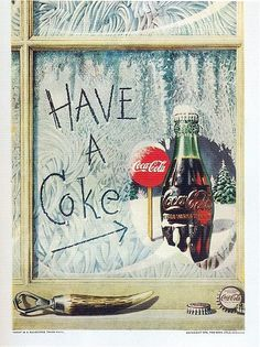 have a coke..