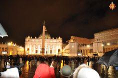 La Plaça de Sant espera pacient el pròxim Pontifex