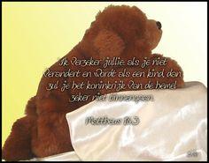 Matteüs 18:3