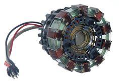 Iron Man Arco Reactor (Solicitud) - STL, STEP / IGES, PTC Creo Elements - modelo CAD en 3D - GrabCAD