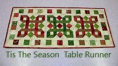 Tis The Season by Ro Gregg table runner