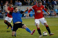 Manchester United 3 - 1 San Jose Earthquakes