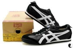 asics tiger leather