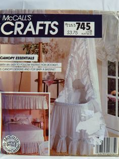 McCall's 0745 Canopy Essentials