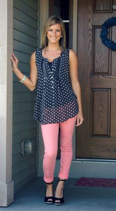 Living In Yellow: Stitch Fix: The Kept Items Yes.
