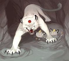 Pokemon #53- Persian