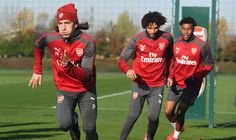 Arsenal defender returns as squad wrap up for training ahead of North London derby   via Arsenal FC - Latest news gossip and videos http://ift.tt/2A8OywI  Arsenal FC - Latest news gossip and videos IFTTT