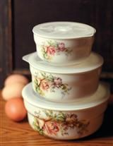 CHARMED LIFE LIDDED FOOD CONTAINERS (AUTUMN)