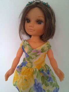 Vestido gasa Nancy