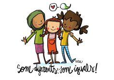 un món on hi càpiguen tots els mons! Doodle Icon, Turu, Mr Wonderful, Cute Doodles, Great Words, Logo Design, Graphic Design, Inspirational Quotes, Feelings
