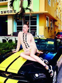 Nadja Bender - Muse - Issue #34 of Summer 2013