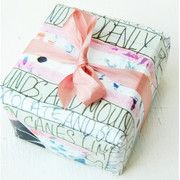 Artful Giftwrapping  Stampinton & Co