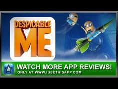 Despicable Me Minion Rush iPhone App Review - App Reviews #iphone #android #apps