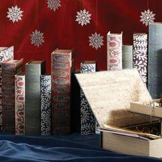 Arboreal Box Files, Set of 3