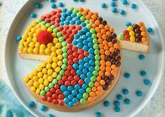 Torta con forma de pez. Es muy facil. Muchas ideas para sorprender en un cumpleaños