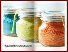 Antenada&Reciclada: Ideias criativas para reutilizar potinhos de papinha vazios e potes de vidro diversos