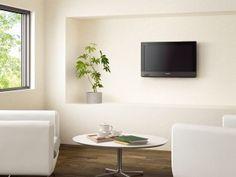 How to Mount a Flat Screen TV  #DIY #FlatPanel #TVmount