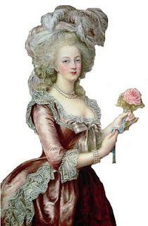 """Maria Antonieta (Viena, 1755 - París, 1793) Maria Antonieta foi uma das precursoras do estilo que iria refletir esse tema """"natureza"""" e que era influenciado pela anglomania."""
