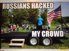 "the hashtag #russiansdidit (the Russians did) Internet Users, apparently, understand the absurdity of the situation when all the troubles to blame Russia.  And staged a flash mob in the network ""Russians Did It"" (the Russians did). Well, how else to explain why the won the trump and not Clinton? Or why Britain left the EU?  Where to find a universal explanation of all problems and troubles in life? The answer is simple - ""the Russians did"". The Hashtag #Russiansdidit"