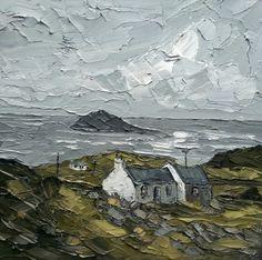 Martin Llewellyn - Welsh Art - Ffin y Parc Gallery