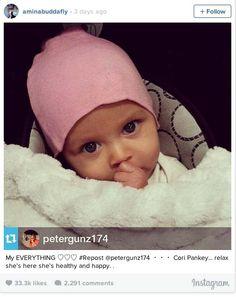 Amina Buddafly Baby Cori