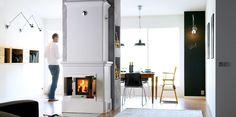 Contours....Kaakeliuuni Duo 103...ceramic heater