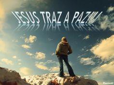 JESUS TRAZ PAZ