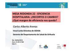 atencin-sanitaria-recorte-o-cambio by Carlos Alberto Arenas via Slideshare