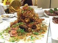 tales of a travelling sushi. Scarborough Toronto, Fried Rice, Sushi, Travelling, Fries, Chicken, Meat, Ethnic Recipes, Food