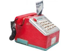 Skarbonka Telephone Eighties — Skarbonki Kare Design — sfmeble.pl