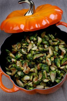 Tamari-Roasted Brussels Sprouts