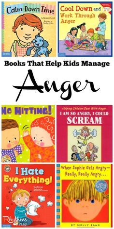 As parents, teachers, counselors, and caregivers, we need to help our children understand their feelings and build skills for coping with emotions such as anger in safe ways. Learning how to manage emotions is important to a child's social-emotional health and development. There are books on this list for kids of all ages; toddlers, preschoolers, elementary aged kids, tweens and teens.