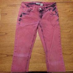Soundgirl jeans Wine/ Dark blue jeans soundgirl Jeans Straight Leg