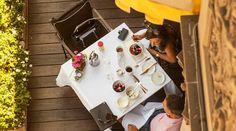 Dónde comer al aire libre en Los Ángeles