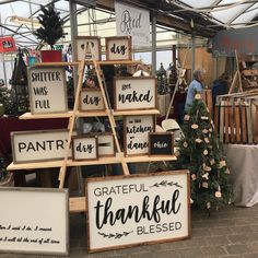 If you're in the circleville area come see is at Winterfest! Vendor Displays, Craft Booth Displays, Market Displays, Vendor Booth, Fall Craft Fairs, Christmas Craft Fair, Craft Show Ideas, Sign Display, Display Ideas