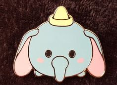 View Pin: Disney Tsum Tsum Mystery Pin Pack - Dumbo ONLY